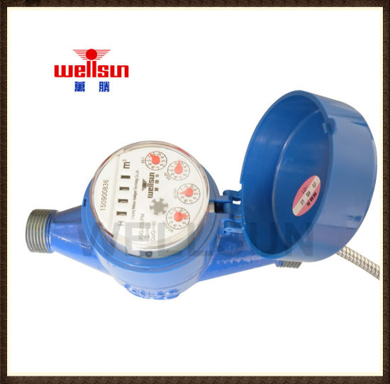 Remote Reading Water Meter for Cold Water
