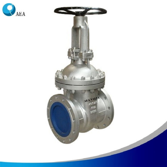 China Stainless Steel Api Stellite Faced Seat Gate Valve