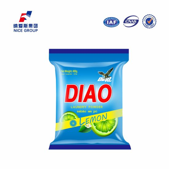 Diao Brand Effectively Super Fruit Scent Laundry Detergent Powder