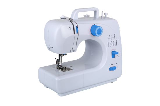 Locktitch Electric Garment Sewing Machine for Household