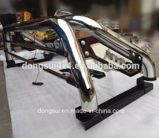 China Auto Parts Importers for Pickup Roll Bar for Mitsubishi Triton  2009-2015