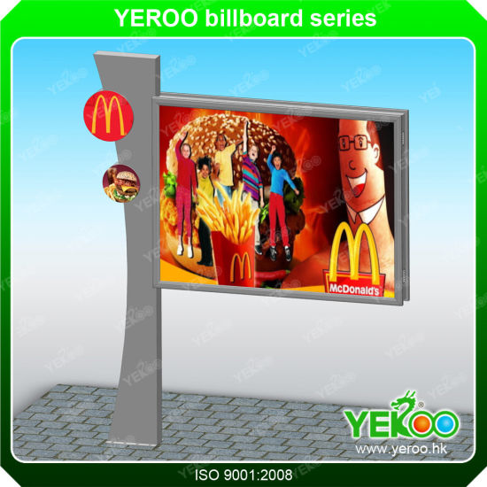 Highway Advertising LED Backlit Billboard Customized Digital Billboard pictures & photos