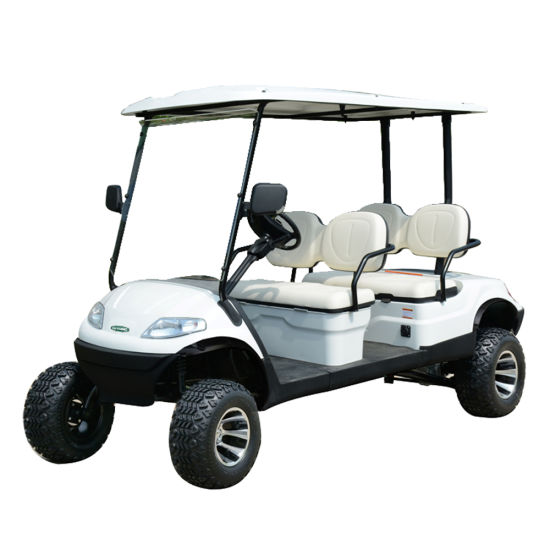 4 Wheels Electric Hunting Cart Use in Campground