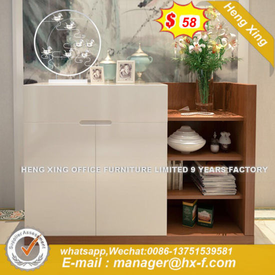 Modern Design Home Furniture Movable Living Room Cabinets (HX 8ND9734)