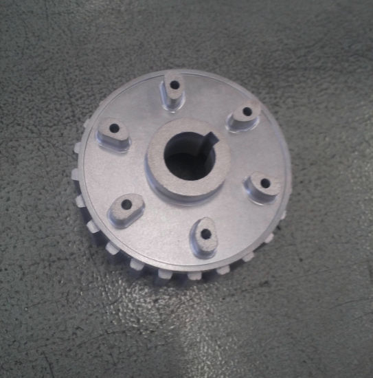 Motorcycle Engine Parts by Powder Metallurgy