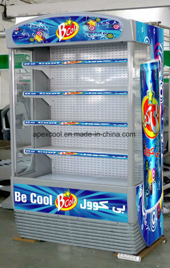 High Quality Open Chiller for Supermarket pictures & photos