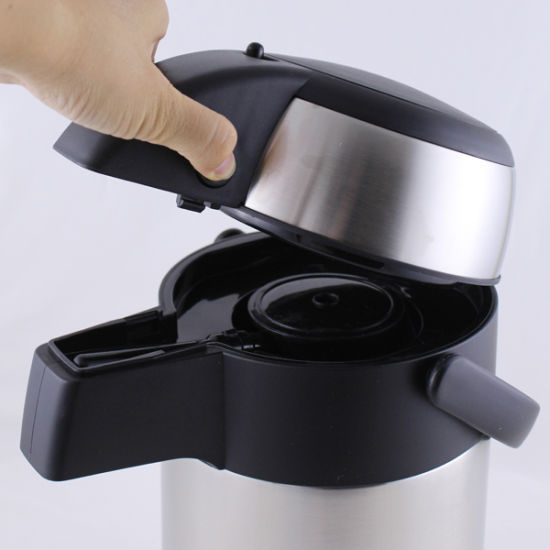 New Style Hot Sale Ss Stainless Steel Vacuum Tea Pot pictures & photos