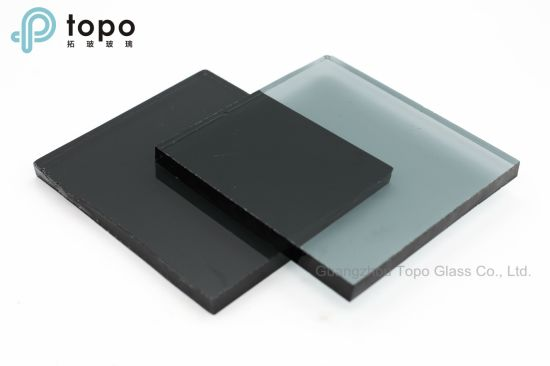 Wholesale 4mm-12mm Colored Euro Grey Float Glass (C-UG) pictures & photos