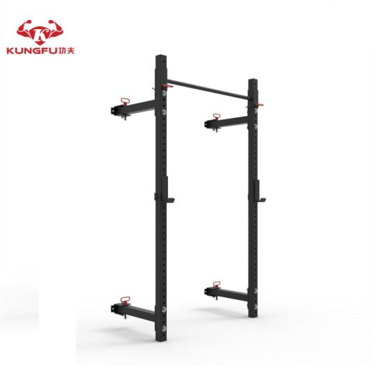 Kungfu Fitness Equipment Squat Stand Rack for Sale