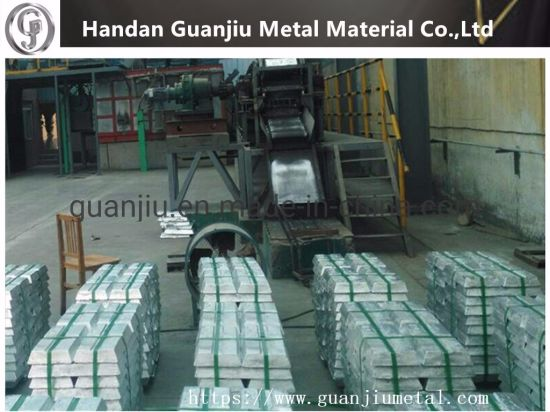 High Grade Best Price Pure Zinc Ingot 99.99% pictures & photos