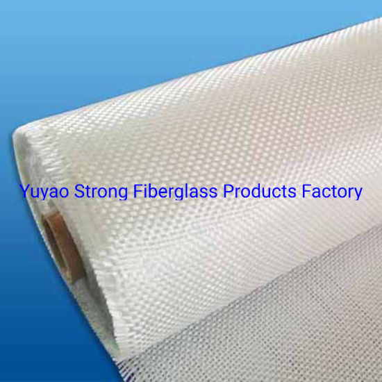 Fiberglass Woven Roving for GRP (STR007)