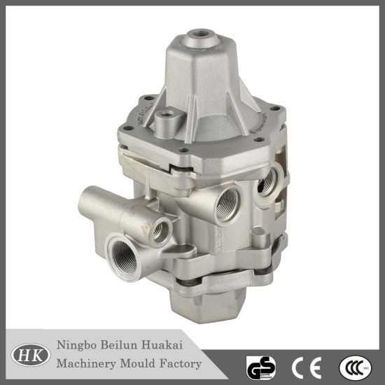 Die Casting Pressure Reducing Valve for Auto & Aluminum Alloy OEM China