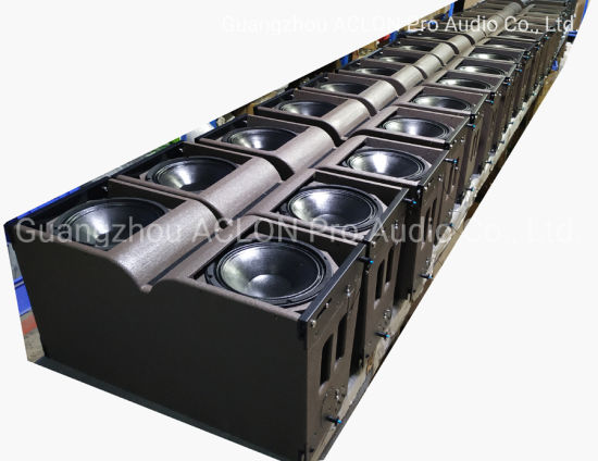 Ka Dual 8 Inch Top Bi-Amped Neodymium Professional Line Array