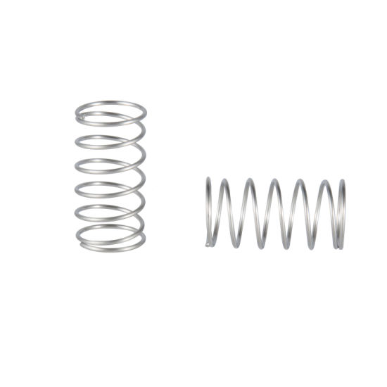 304stainless Steel Pressure Spring Can Be Customized