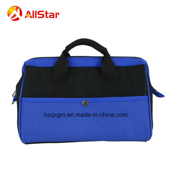 Durable Waterproof Electriaian Tool Bag with Adjustable Shoulder Strap