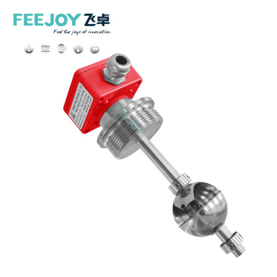 GF26 Magnetic Float Ball Level Switch for High and Low Level Control