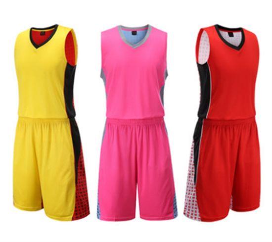 15dfc3278c1 China Latest Logo Jersey Basketball Design Custom - China Jersey ...