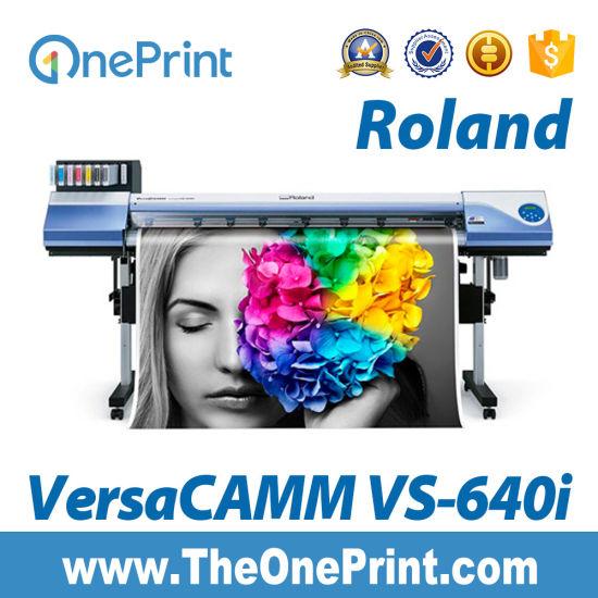 China Versacamm Vs-640I Roland Vinyl Print and Cut Plotter - China