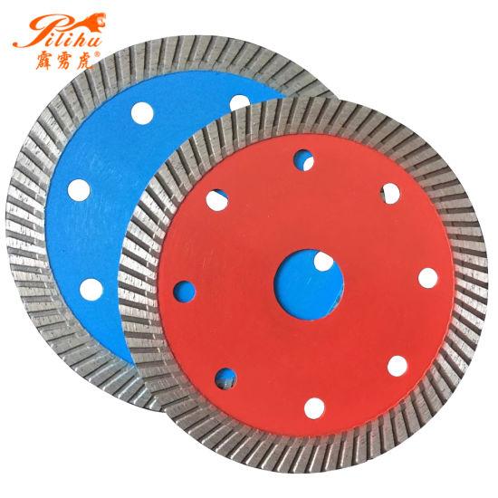 105mm Wholesale Price Diamond Circular Turbo Saw Blades for Masonry Cutting
