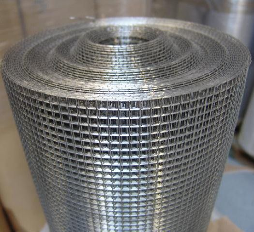 Hot Dipped Galvanized Welded Wire Mesh with Factory Price