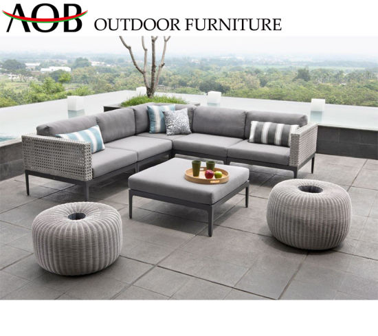 Modern Hotel Outdoor Garden Patio Home Livingroom Furniture Rattan