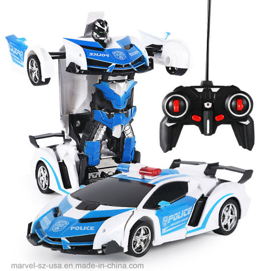 RC Driving Sports Cars Drive Transformation Robots Models Remote Control Car pictures & photos