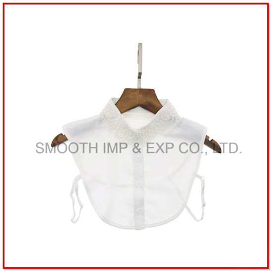 Detachable Spring Section Half-Length Shirt Fake Collar Sequins Decorative