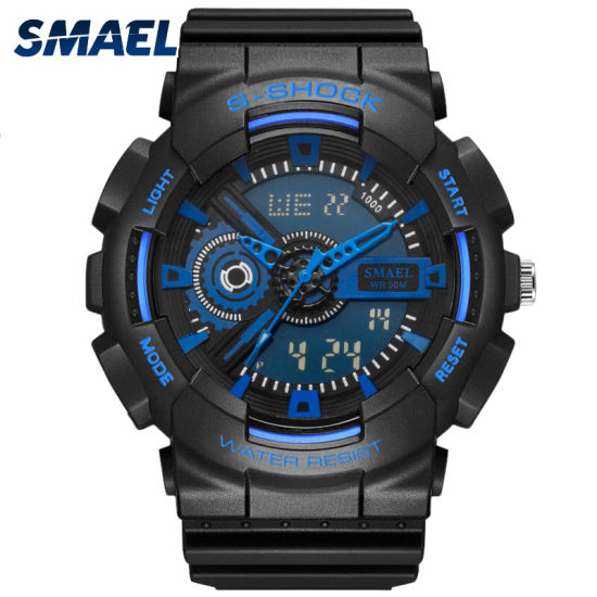 Watches Men Promotion Gift Watch Watches Wrist Custome Sports Watch Plastic Watch