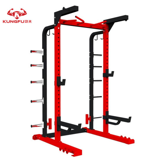 China Kungfu Fitness Equipment Squat Stand Rack for Sale