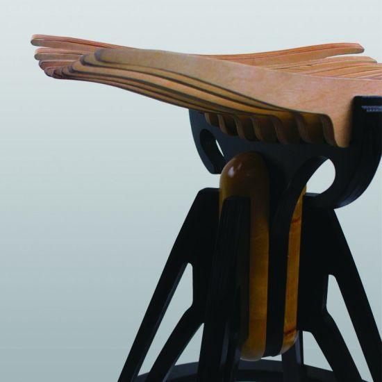 Pleasing China Eco Friendly Funny Bar Wood Small Sitting Stool Theyellowbook Wood Chair Design Ideas Theyellowbookinfo