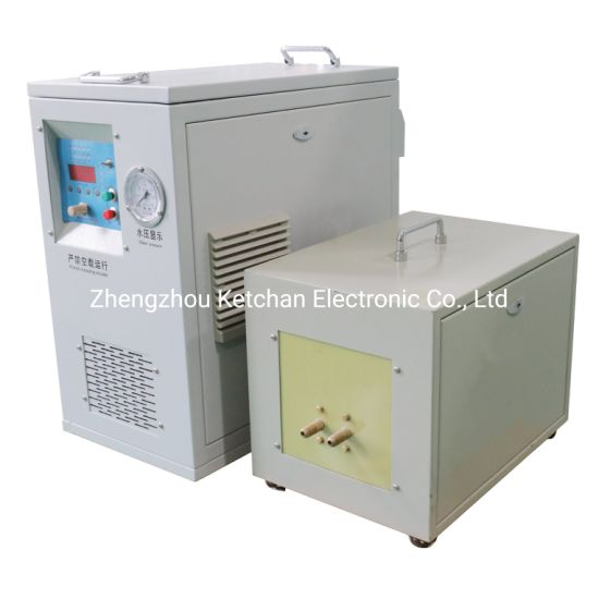 High Frequency Induction Brazing Welding Machine for Tube Pipe Soldering
