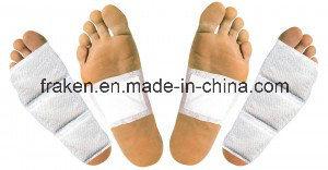 High Quality Wood/Bamboo Vinegar Detox Foot Pad / Detox Foot Patch