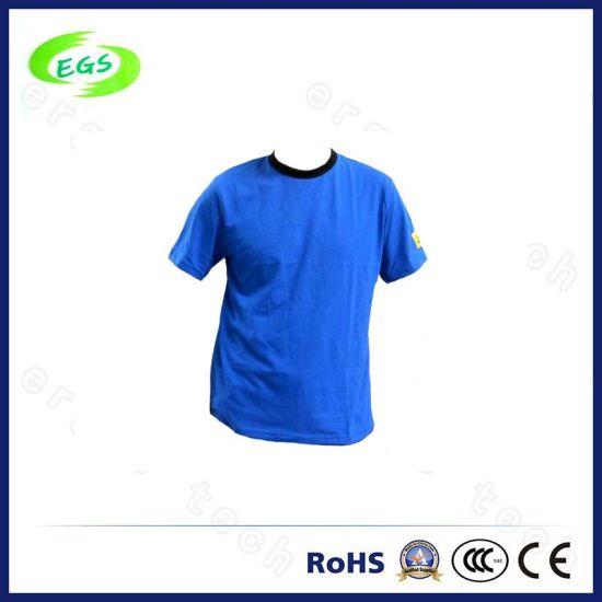 Clean Room ESD Clothes Tshirt