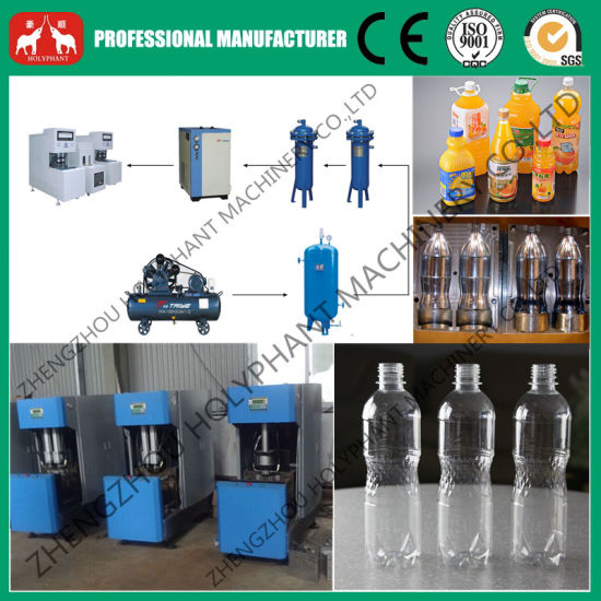 2017 Best Seller Factory Price Bottle Blowing Machine (YM-2000) pictures & photos