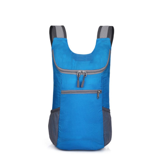 Lightweight Waterrpoof Packable Shoulder Backpack Hiking Daypacks Small Casual Foldable Outdoor Bag 11L for Sport Camping Travel