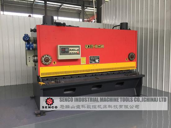Electric Shearing Machine / Electric Guillotine Machine /Small Electric Shear