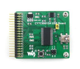 Cy7c68013A USB Board (mini) Cy7c68013