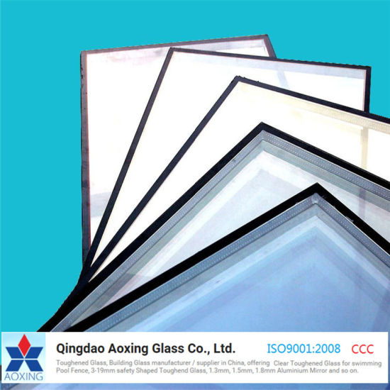 5mm 6mm Low E Coating Glass for Builing Curtain Wall