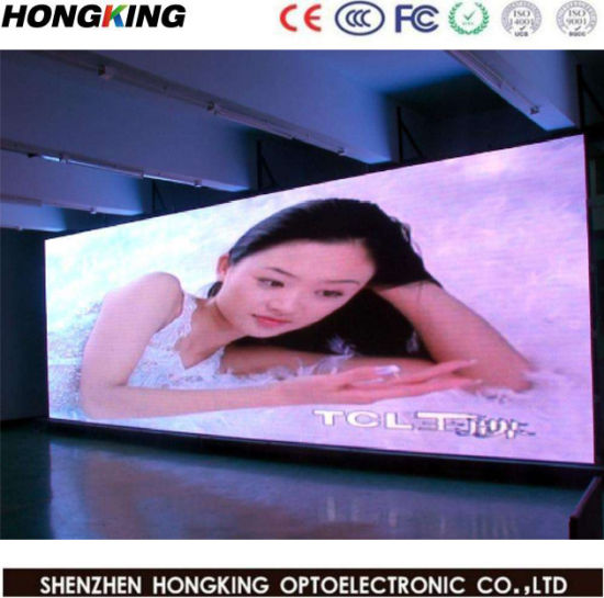 Attractive Design LED Screen Indoor Full Color LED Advertising Sign