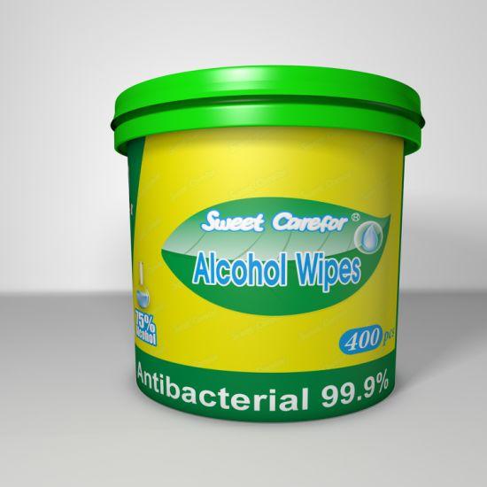 250PCS500PCS800PCS1000PCS2000PCS 3000PCS Hand Cleaning Bucket Container Production Line Alcohol Antibacterial Wet Wipes Manufacturerhand House Cleaning Bucket