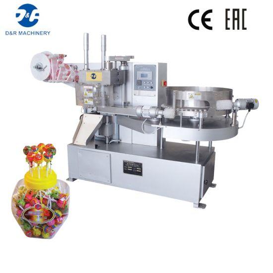 Automatic Packaging Machine Design Auto Lollipop Packing Machine