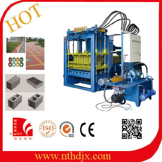 Cheap Price Hollow Block Machine Concrete Block Making Machine (QT5-20)