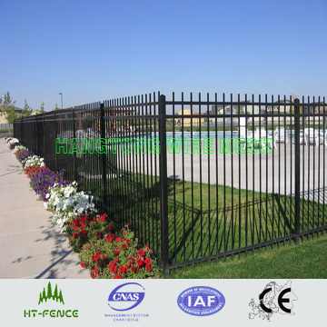 Iron Art Fence (HT-O-004) pictures & photos