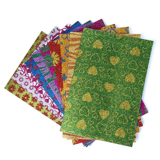Multi Color EVA Foam Sheets for Crafts