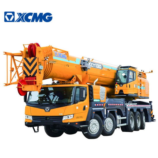 XCMG Xct130 130t Pick up Mobile Truck with Crane Lift