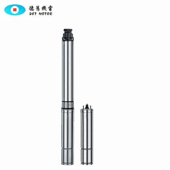 Submersible Pump Stainless Steel Deep Well Pump for Agricultural Irrigation