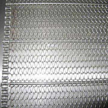 China Balance Weave Wire Mesh Belt - China Wire Belt, Wire Mesh Belt