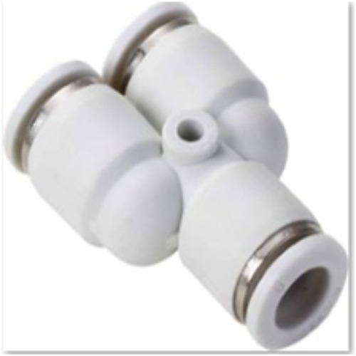 Plastic Py One Touch Pneumatic Fitting pictures & photos