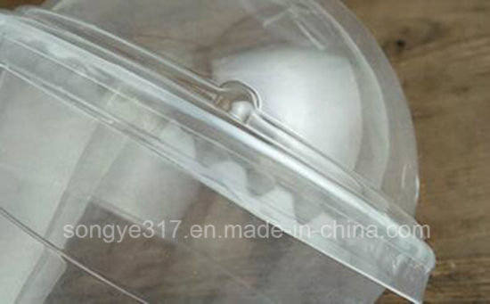 95mm Plastic Milk Cup Lid pictures & photos