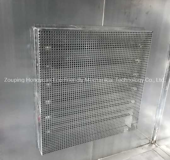 Powder Coating Batch Type Oven with Electric Heaters